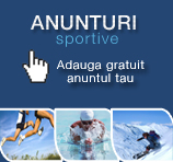 Anunturi Sportive